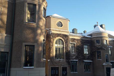 Kyrkans hus i Falköping