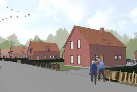 Detaljplan för Blomberg i Götene kommun