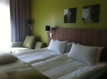 JULA HOTELL, RUMSINREDNING